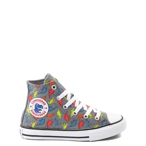 Converse Chuck Taylor All Star Hi Dinoverse Sneaker - Little Kid - Multi
