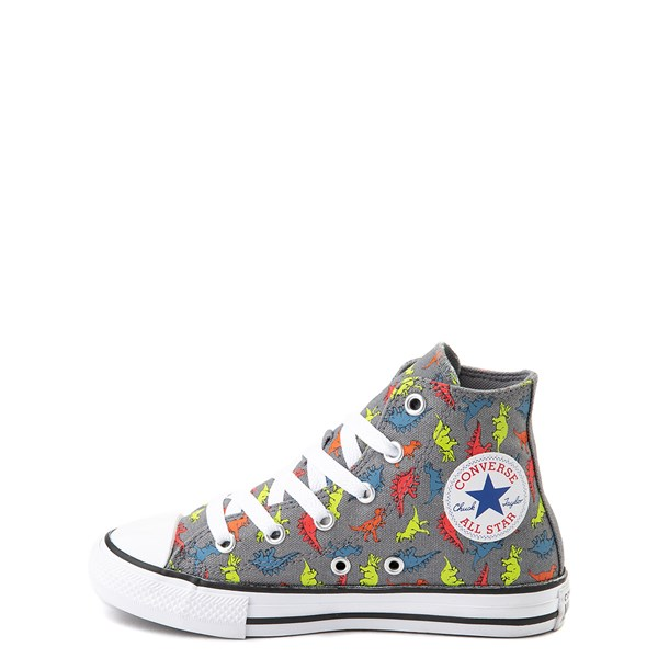 alternate view Converse Chuck Taylor All Star Hi Dinoverse Sneaker - Little Kid - MultiALT1