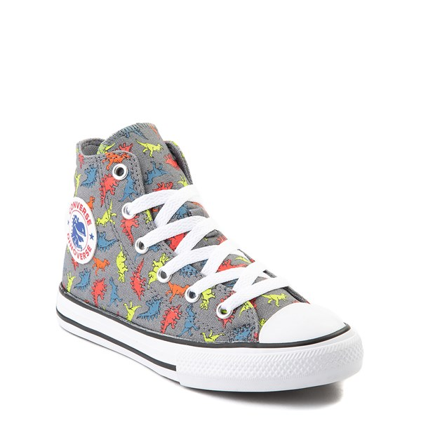 alternate view Converse Chuck Taylor All Star Hi Dinoverse Sneaker - Little Kid - MultiALT1B