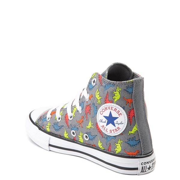 alternate view Converse Chuck Taylor All Star Hi Dinoverse Sneaker - Little Kid - MultiALT2