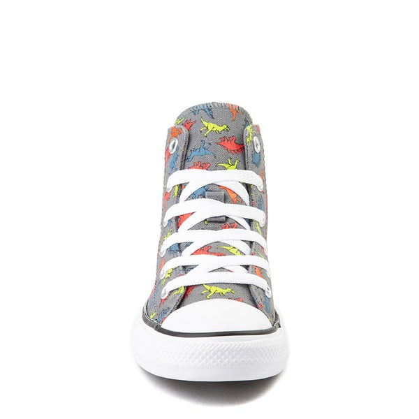 alternate view Converse Chuck Taylor All Star Hi Dinoverse Sneaker - Little Kid - MultiALT4