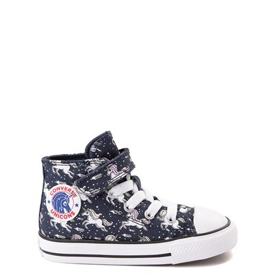 Main view of Converse Chuck Taylor All Star 1V Hi UniCons Sneaker - Baby / Toddler