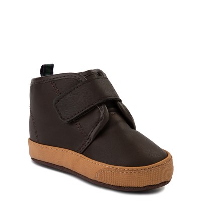 Alternate view of Chett Casual Shoe by Polo Ralph Lauren - Baby - Chocolate
