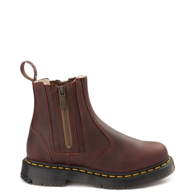 Main view of Womens Dr. Martens 2976 Alyson Boot - Brown