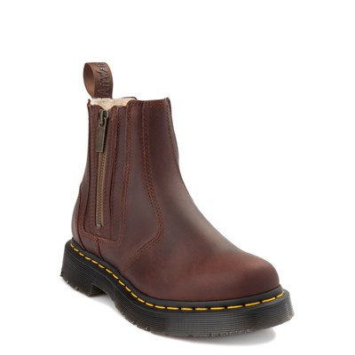 Alternate view of Womens Dr. Martens 2976 Alyson Boot - Brown