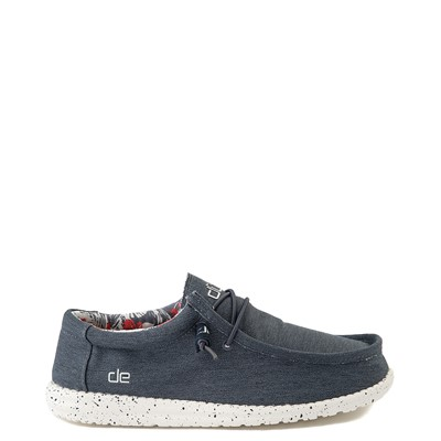 Main view of Mens Hey Dude Wally Stretch Casual Shoe