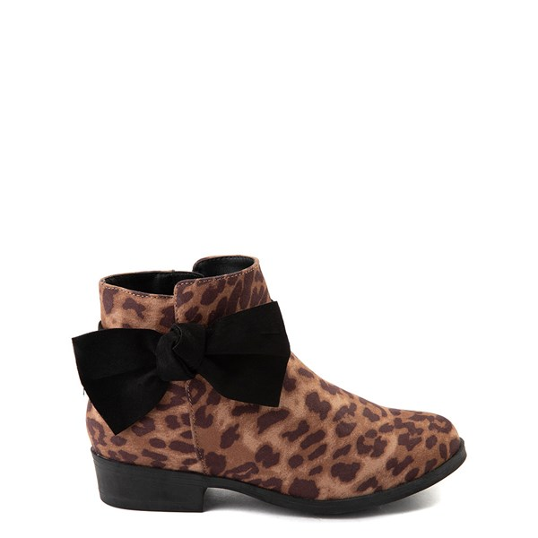 MIA Sami Ankle Boot - Little Kid / Big Kid - Leopard