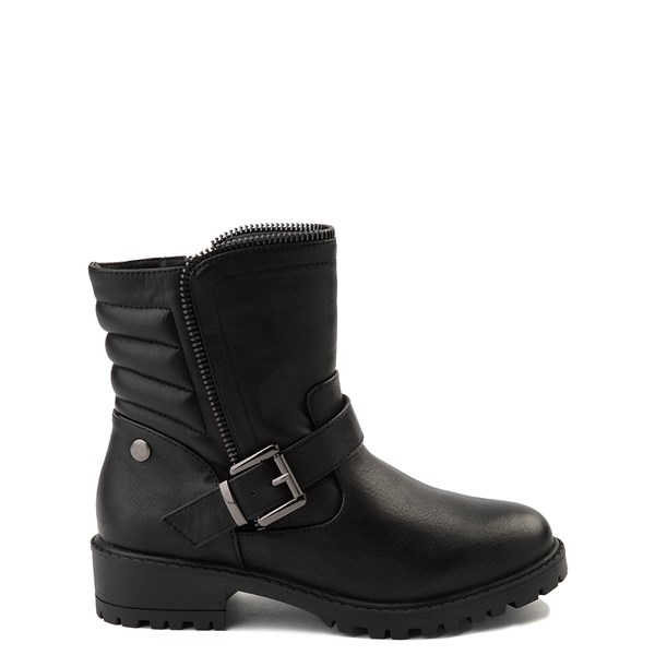 MIA Giggles Boot - Little Kid / Big Kid - Black