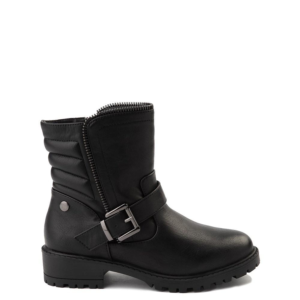 MIA Giggles Boot - Little Kid / Big Kid - Black
