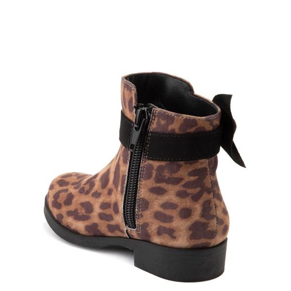 alternate view MIA Sami Ankle Boot - Toddler / Little Kid - LeopardALT2