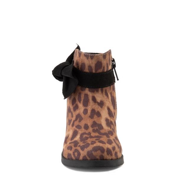 alternate view MIA Sami Ankle Boot - Toddler / Little Kid - LeopardALT4