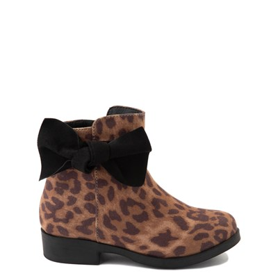 Main view of MIA Sami Ankle Boot - Toddler / Little Kid - Leopard