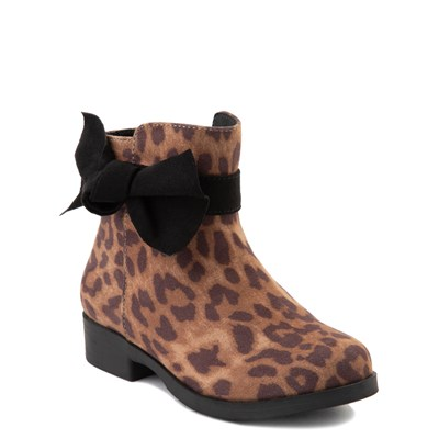 Alternate view of MIA Sami Ankle Boot - Toddler / Little Kid - Leopard