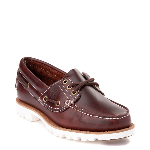 alternate view Womens Timberland Noreen Lite Casual Shoe - BurgundyALT1