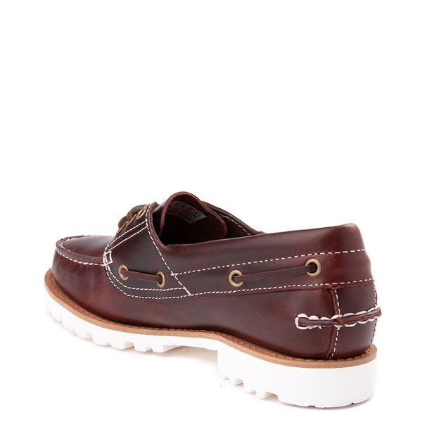 alternate view Womens Timberland Noreen Lite Casual Shoe - BurgundyALT2