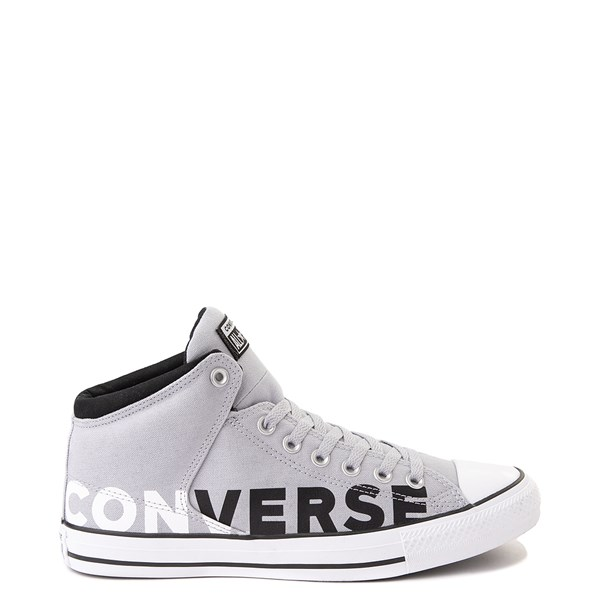 Converse Chuck Taylor All Star High Street Sneaker - Wolf Gray