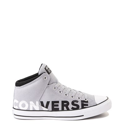 Main view of Converse Chuck Taylor All Star Street Hi Sneaker - Wolf Gray