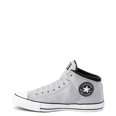 Alternate view of Converse Chuck Taylor All Star Street Hi Sneaker - Wolf Gray