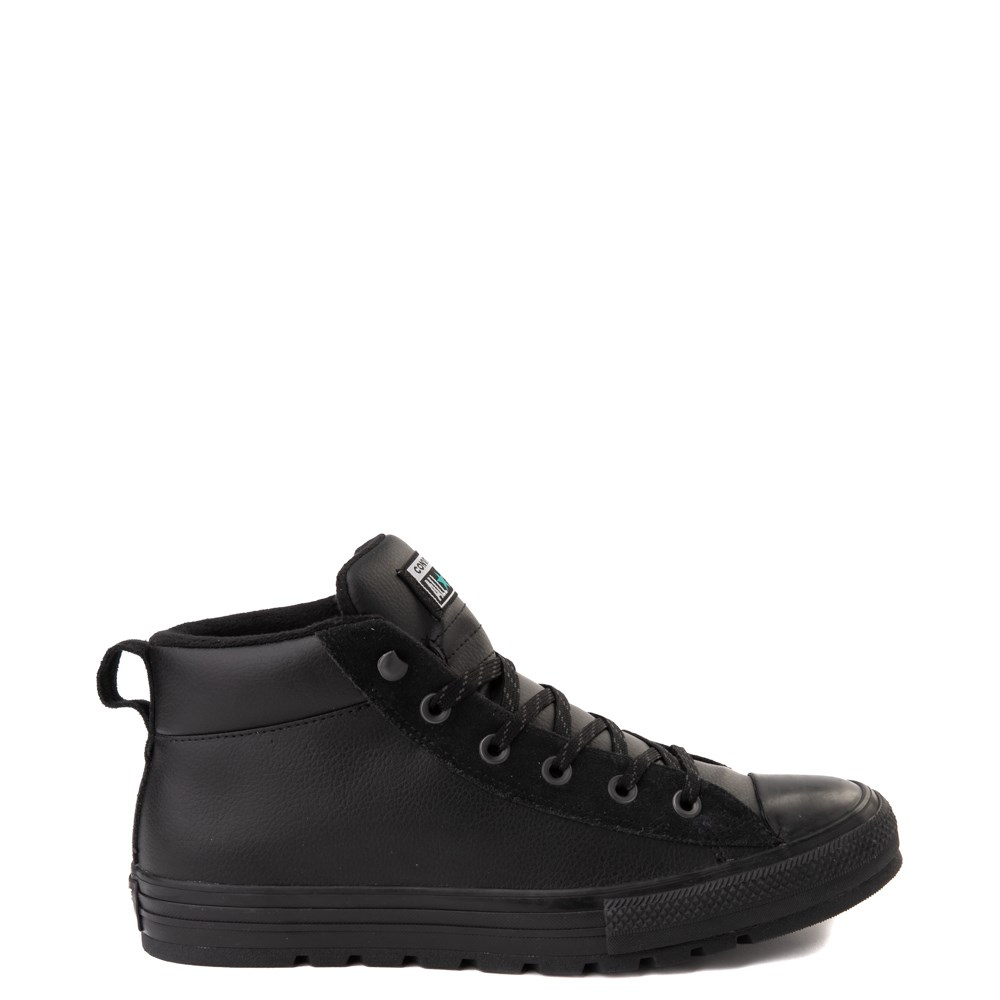 Converse Chuck Taylor All Star Street Leather Mid Sneaker