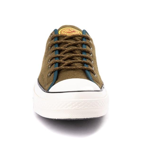 alternate view Converse Chuck 70 Lo Sneaker - Surplus Olive / Midnight TurquoiseALT4