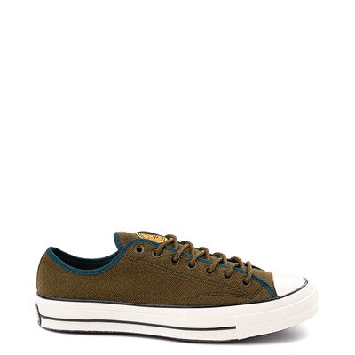 Main view of Converse Chuck 70 Lo Sneaker - Surplus Olive / Midnight Turquoise