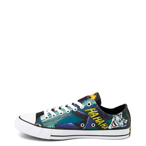alternate view Converse Chuck Taylor All Star Lo DC Comics Batman SneakerALT1