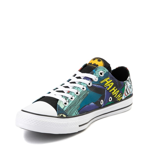alternate view Converse Chuck Taylor All Star Lo DC Comics Batman Sneaker - MultiALT2