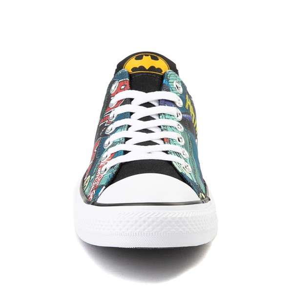 alternate view Converse Chuck Taylor All Star Lo DC Comics Batman SneakerALT4