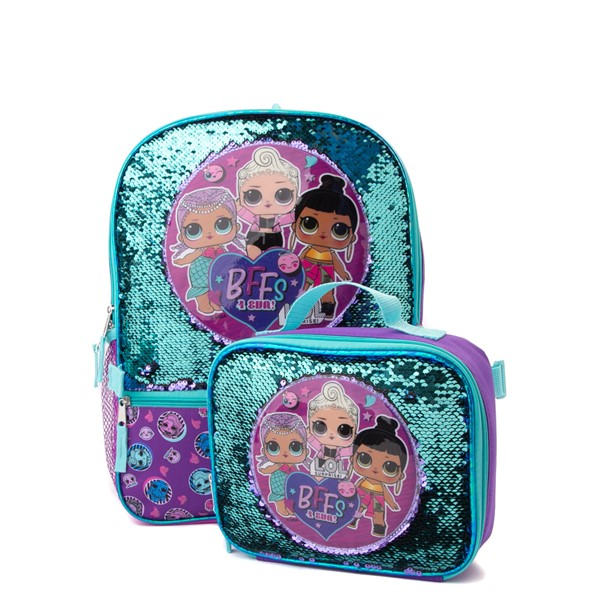Main view of LOL Surprise!™ BFFs 4 Eva Backpack - Multi