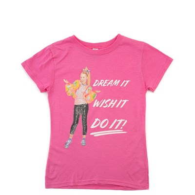 Main view of JoJo Siwa™ Dream It Tee - Little Kid