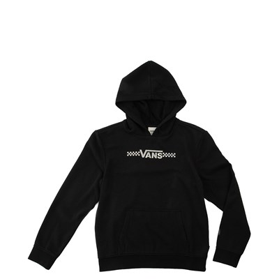 Main view of Vans Iridescent Hoodie - Little Kid - Black
