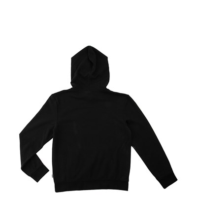 Alternate view of Vans Iridescent Hoodie - Little Kid - Black