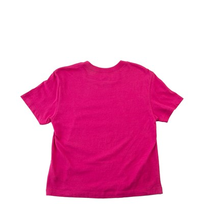 Alternate view of Vans Box Logo Glitter Tee - Little Kid - Pink