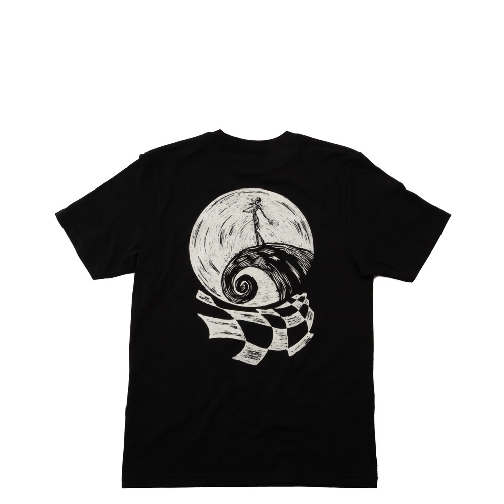 Vans x The Nightmare Before Christmas Jack Skellington Tee - Little Kid - Black
