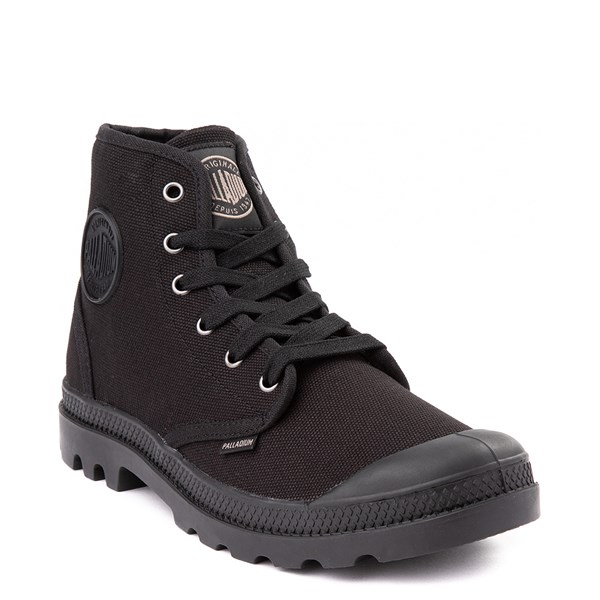 alternate view Mens Palladium Pampa Hi Boot - BlackALT1