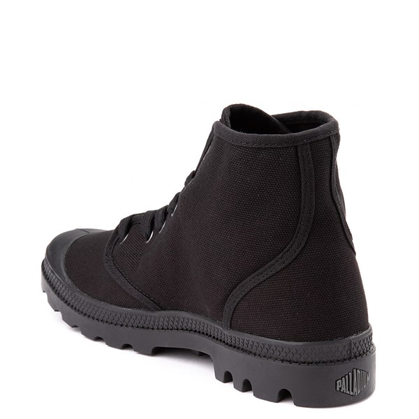 alternate view Mens Palladium Pampa Hi Boot - BlackALT2