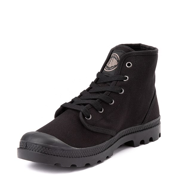 alternate view Mens Palladium Pampa Hi Boot - BlackALT3