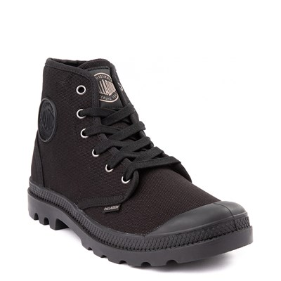 Alternate view of Mens Palladium Pampa Hi Boot - Black