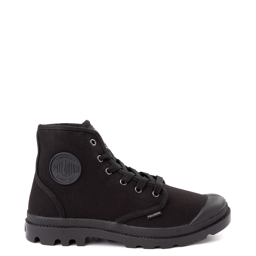 Mens Palladium Pampa Hi Boot - Black