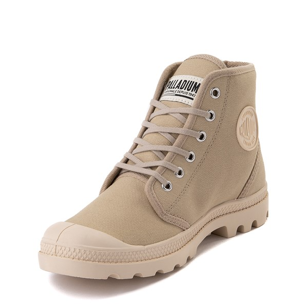 alternate view Palladium Pampa Hi Originale Boot - EcruALT2