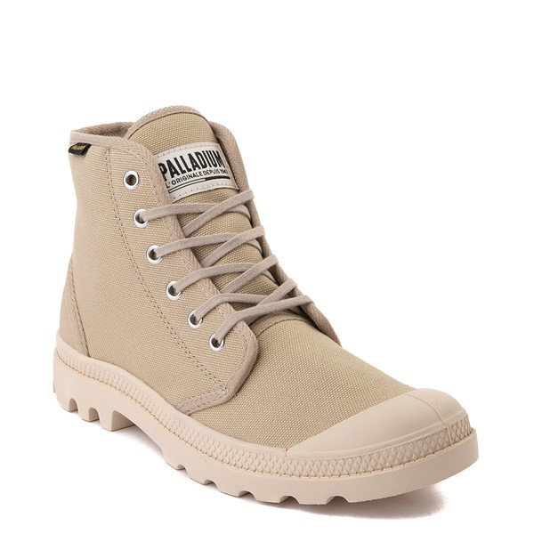 alternate view Palladium Pampa Hi Originale Boot - EcruALT5
