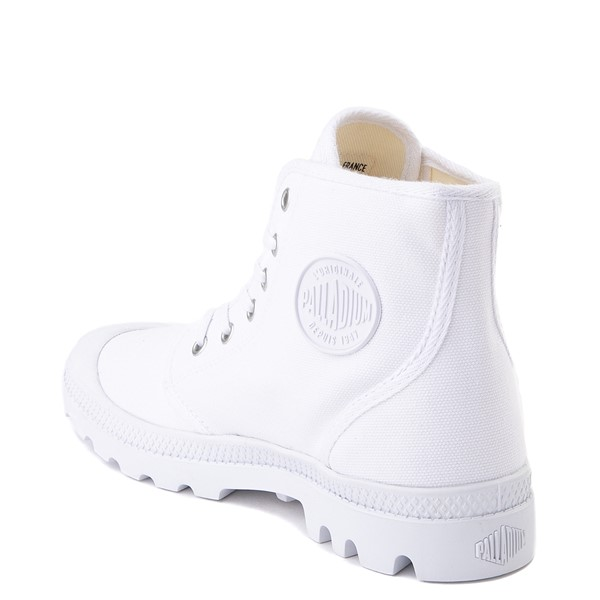 alternate view Palladium Pampa Hi Originale Boot - WhiteALT1