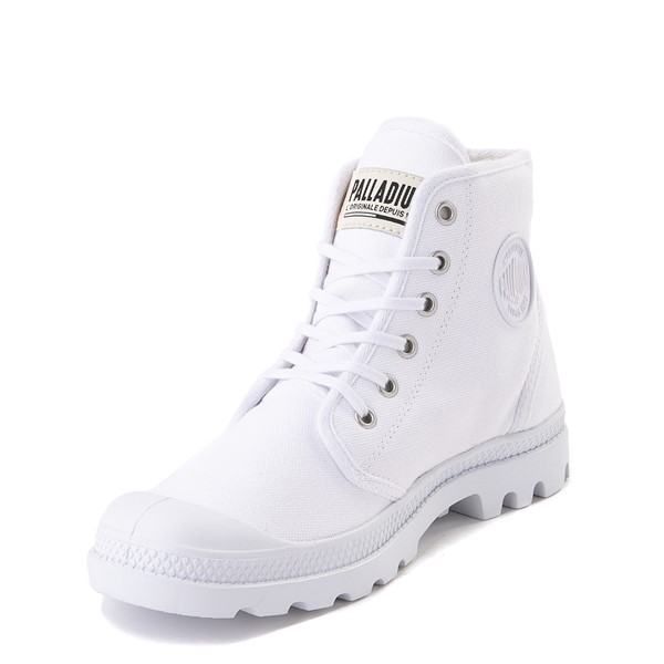 alternate view Palladium Pampa Hi Originale Boot - WhiteALT2