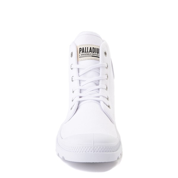 alternate view Palladium Pampa Hi Originale Boot - WhiteALT4