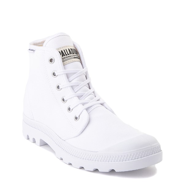 alternate view Palladium Pampa Hi Originale Boot - WhiteALT5