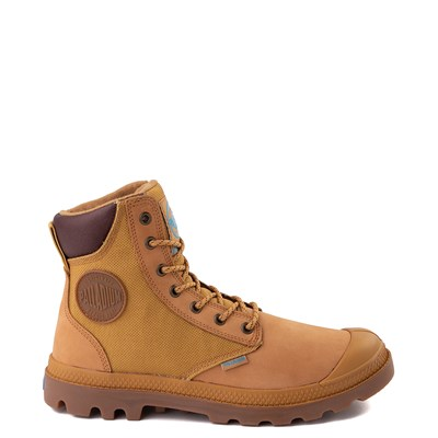 Main view of Palladium Pampa Sport Cuff Boot - Wheat