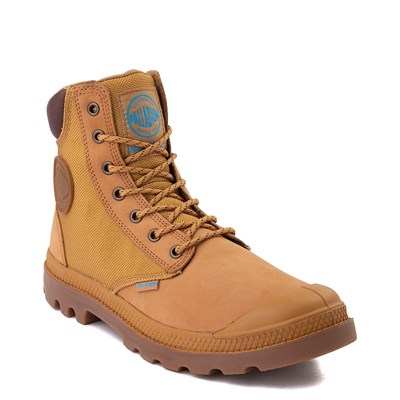 Alternate view of Palladium Pampa Sport Cuff Boot - Wheat