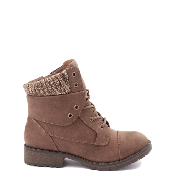 Main view of Sarah-Jayne Jocelyn Hiker Boot - Little Kid / Big Kid - Brown