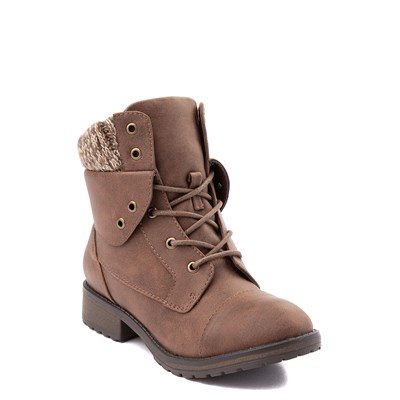 Alternate view of Sarah-Jayne Jocelyn Hiker Boot - Little Kid / Big Kid - Brown