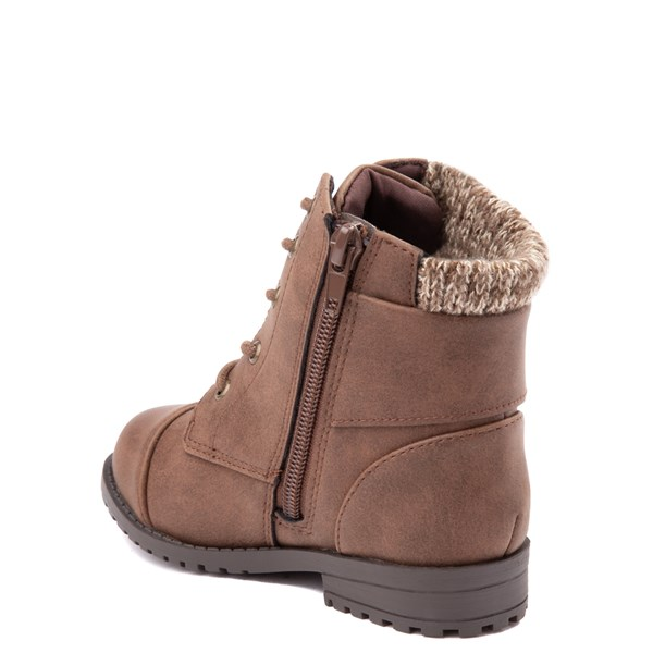 alternate view Sarah-Jayne Jocelyn Hiker Boot - Toddler / Little Kid - BrownALT2-2